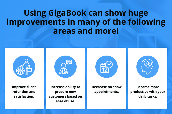 GigaBook Benefits