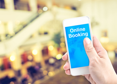 Mobile booking for your business