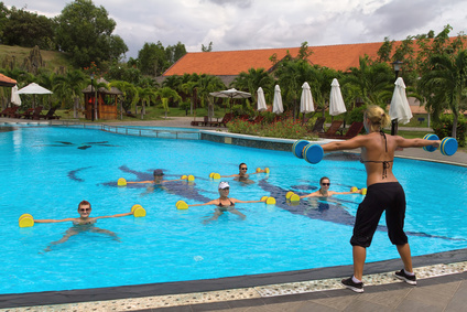 Water Aerobics Class Booking Software
