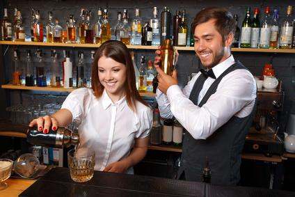 Bartender Booking Software