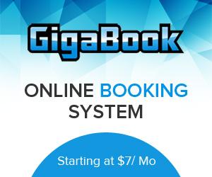 GigaBook Online Booking