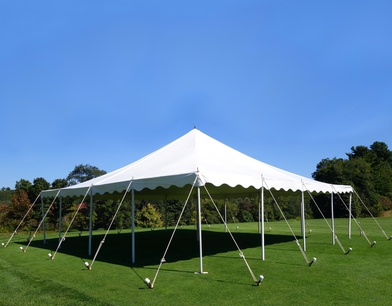 Party Tent Rental Software