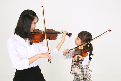 Violin Teacher Lesson Booking Software