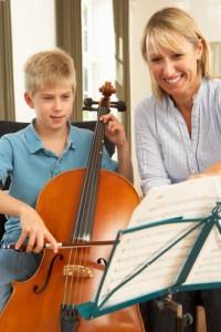 Cello Lesson Booking Software