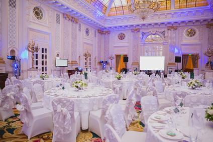 Wedding Reception Hall Booking