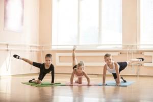 Children's Fitness Class Booking Software