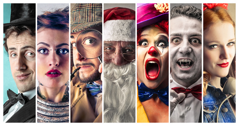 Party Characters Booking Software