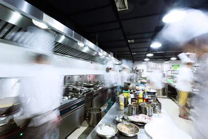 Commercial Kitchen Appointment Software