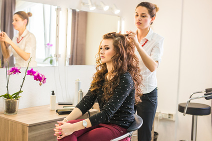 Women's Hairstylist Appointment Software