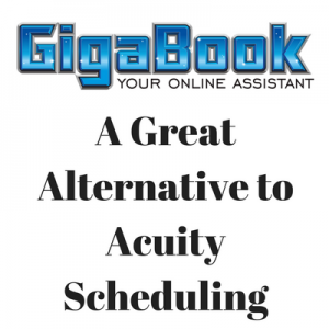 Alternative to Acuity Scheduling