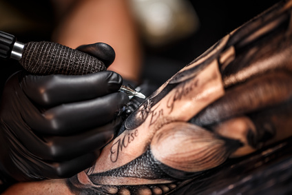 Booking System for Tattoo Removal