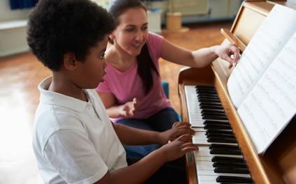 Online Scheduling Software for Music Students