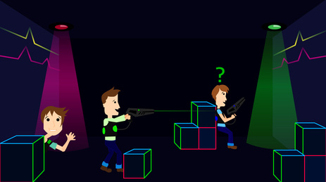 Online Scheduling Software for Laser Tag Parties