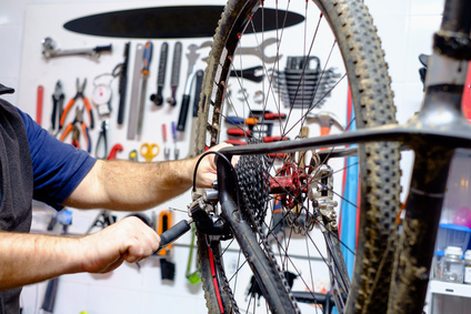 Bicycle Repair Shop Scheudling Software