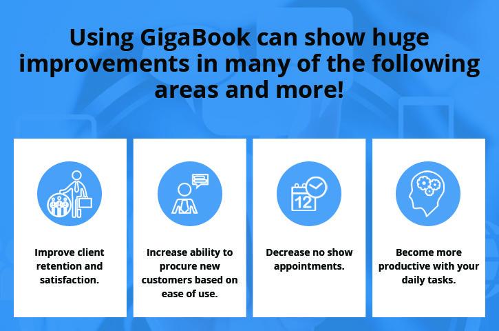 GigaBook Benefits