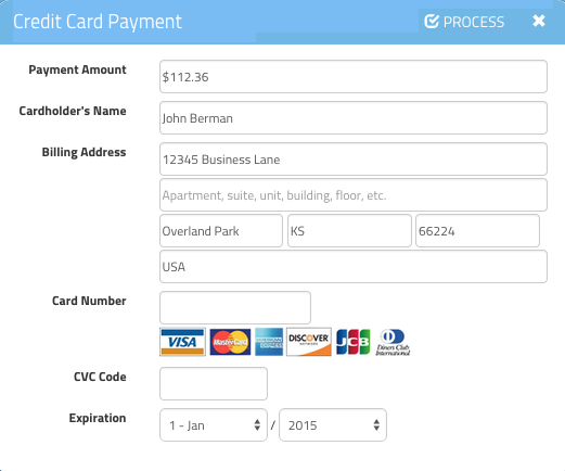 GigaBook Payment System