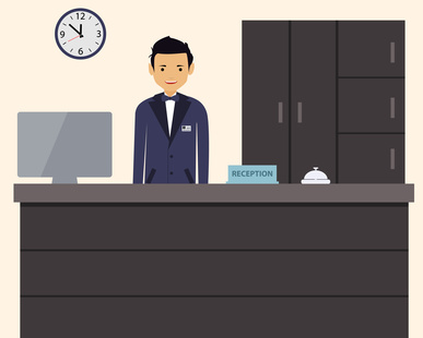 Hotel Manger Appointment Software
