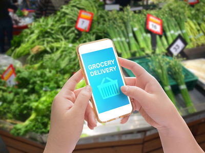 Grocery Delivery Scheduling Software