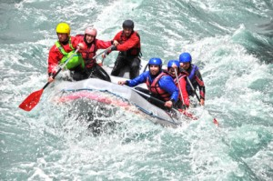 River Rafting Trip Booking Software