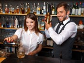 Bartender Booking Software