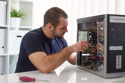 Residential Computer Repair Booking Software