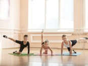Children's Fitness Class Booking Software