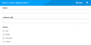 GigaBook API Entry Panel