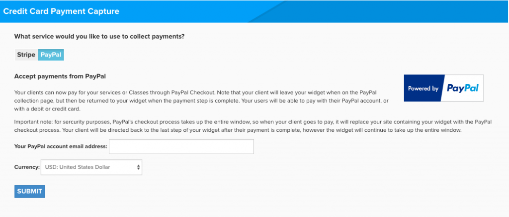 GigaBook PayPal Integration