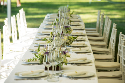 Wedding Table and Chair Rental Software