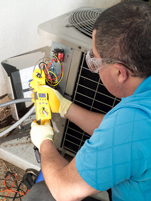 Heating and Air Conditioning Booking Software