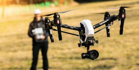 Drone Service Booking App