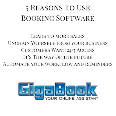 Reasons to Use Appointment Booking Software