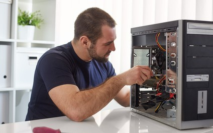 Booking System for Computer Repair