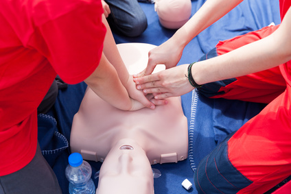 Booking System for CPR Classes