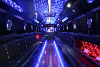 Online Scheduling Software for Party Buses