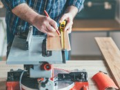 Online Scheduling Software for Carpenters