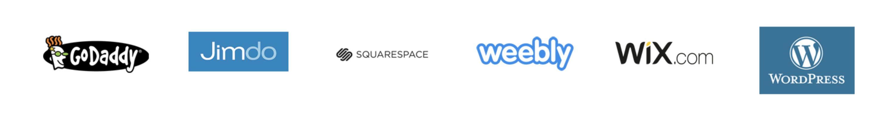 Compatible Web Hosts